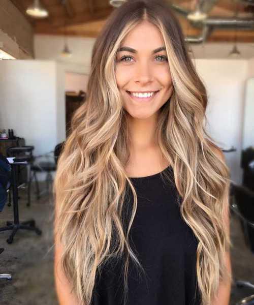 мелирование волос: какое выбрать