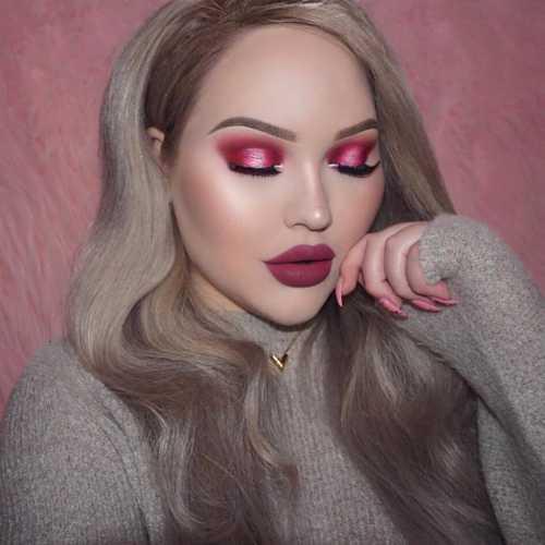 макияж вампирши на хэллоуин своими руками в домашних условиях