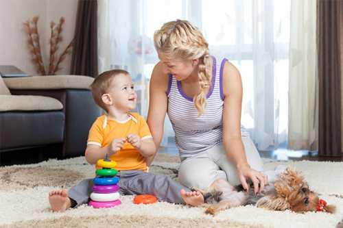 ребенок не слушается, как себя вести