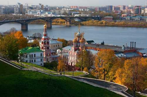 нижний новгород: достопримечательности волжской столицы россии