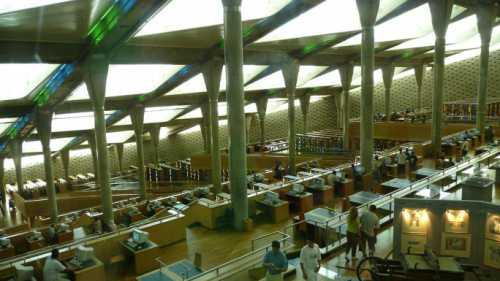 библиотеки в век цифровых технологий: услуги, пространство, преобразования